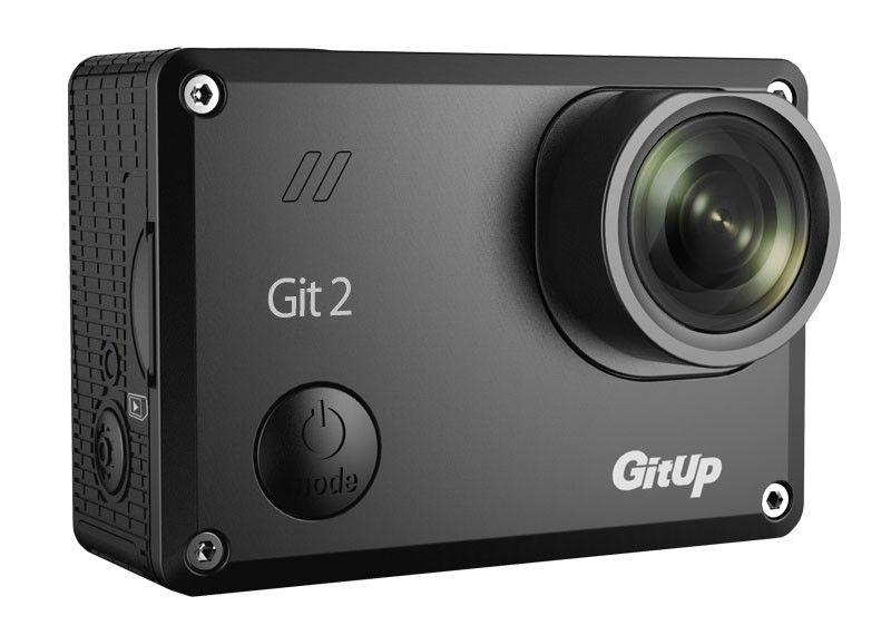 gitup git2 - cámara de acción
