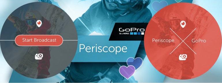 GoPro - Periscope