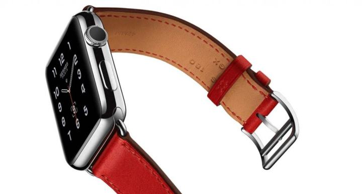 Hermès para el Apple Watch single tour