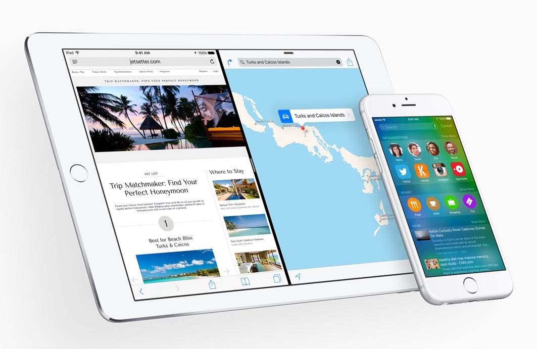 iOS 9 WWDC 15