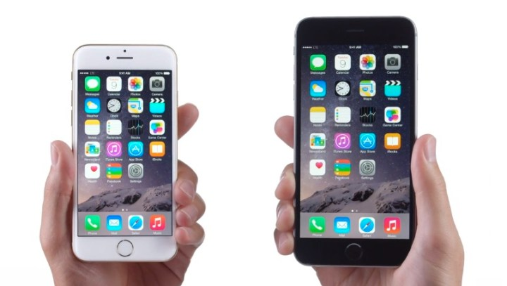 iPhone 6 y plus
