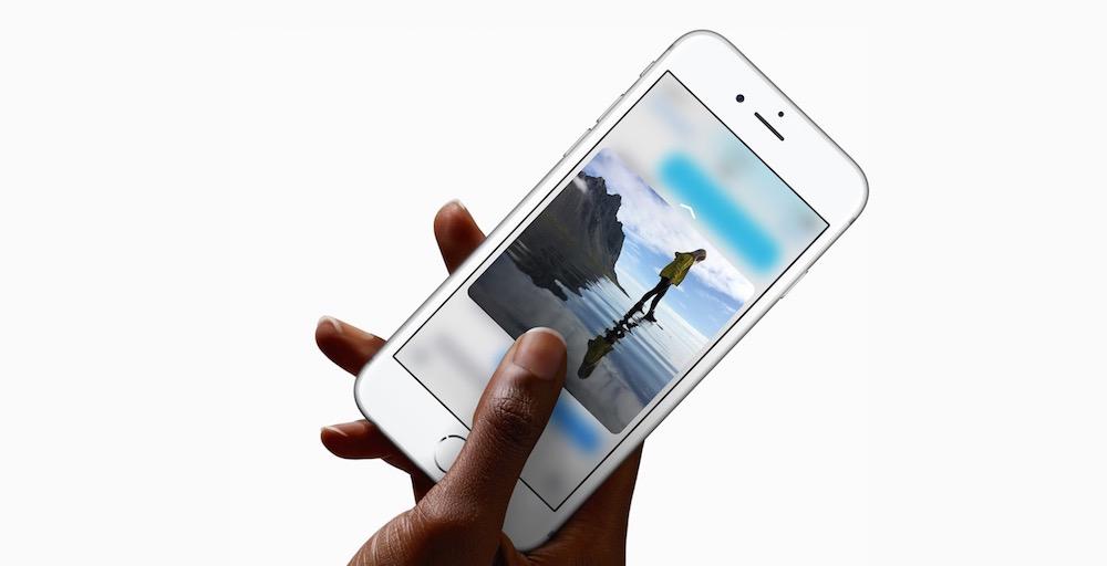 iPhone 6S portada