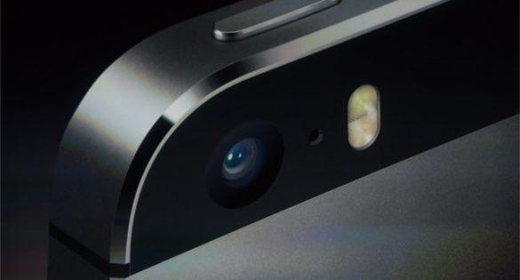 iPhone 5S cámara
