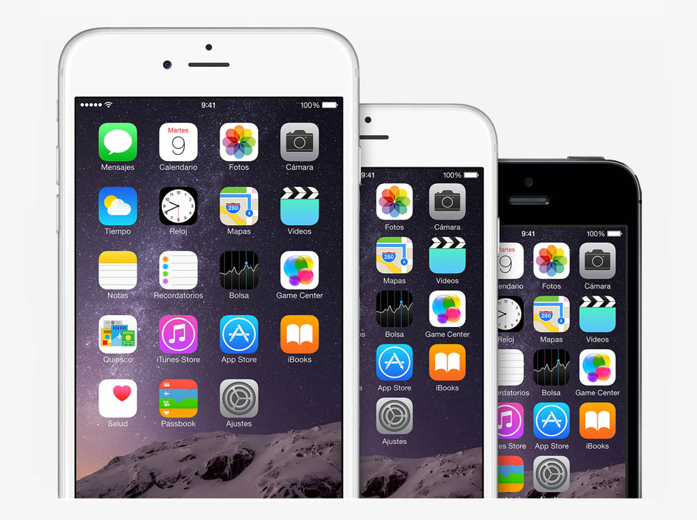iphones 6 comparativa