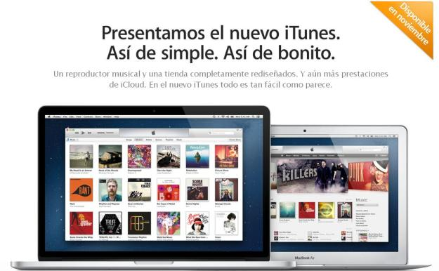 itunes11 apple