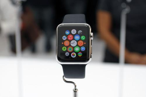 iwatch apple video