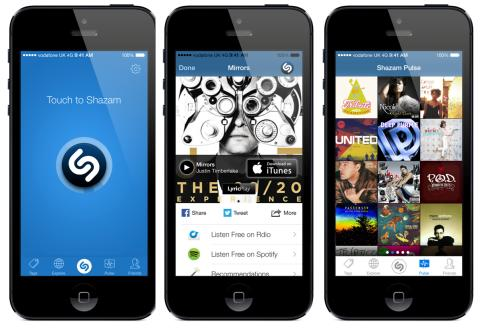 Shazam_iOS