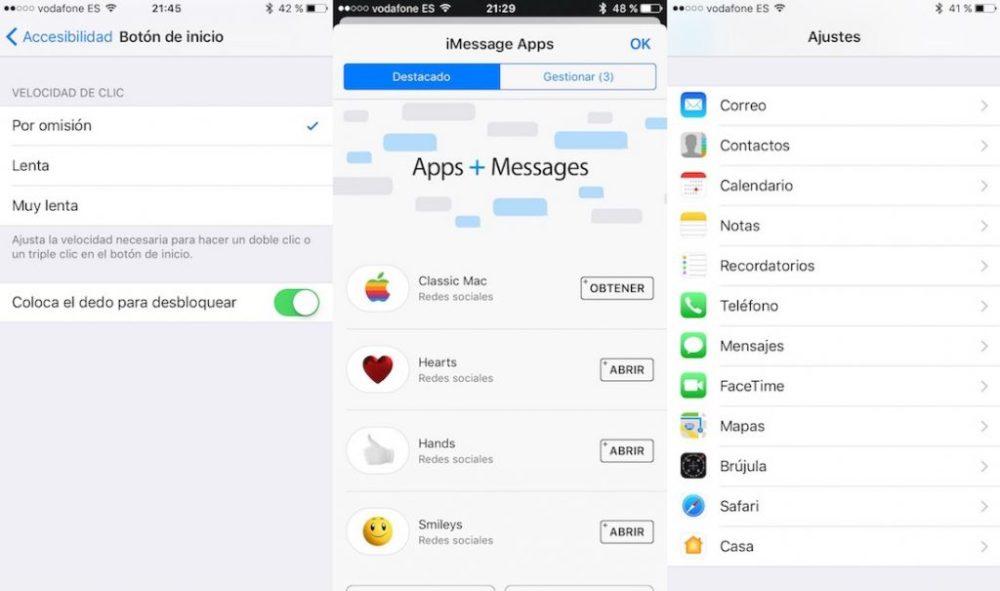 segunda beta de iOS 10