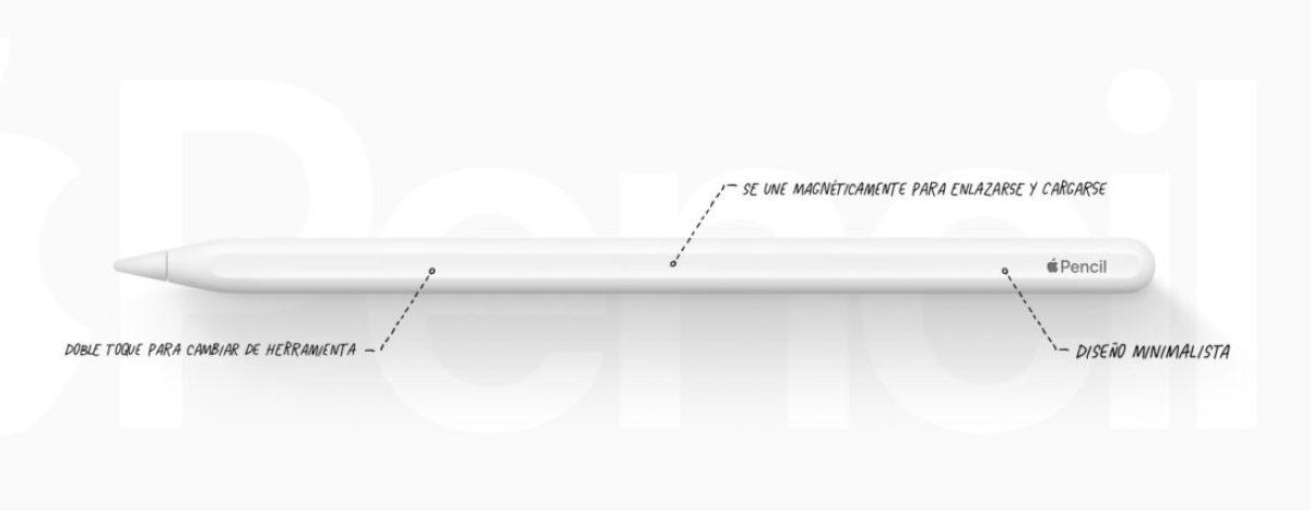 Apple Pencil 2ª generación