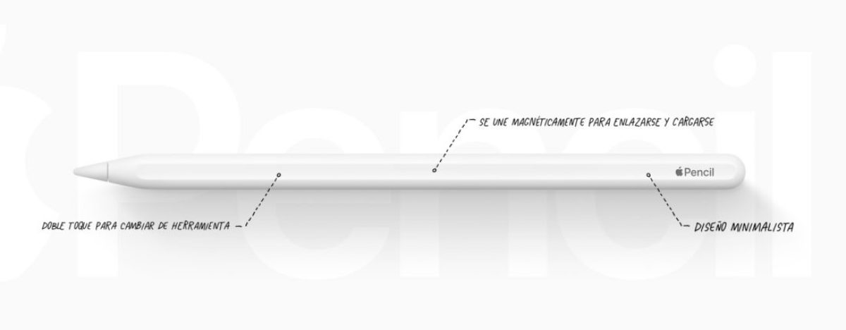 Apple Pencil 2ª generación