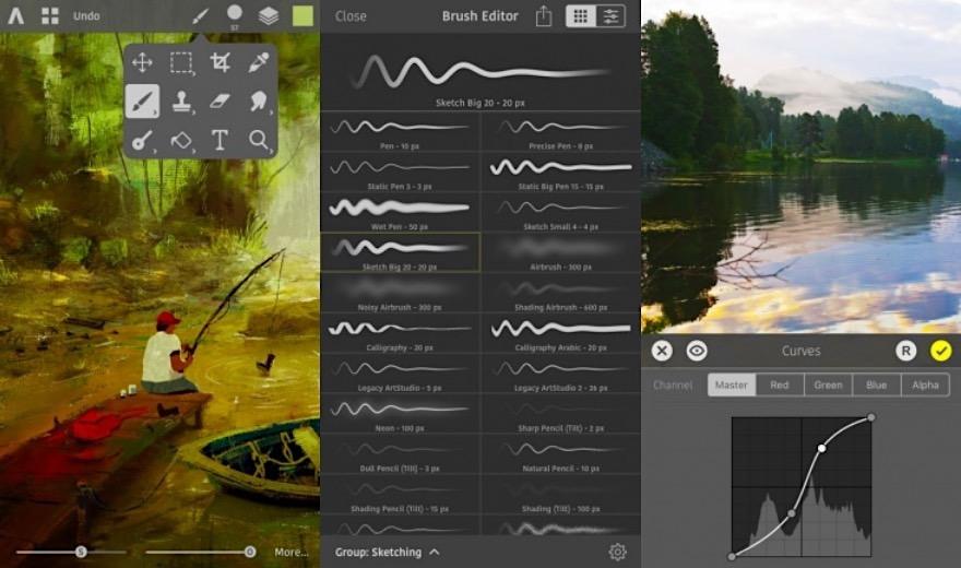 ArtStudio Pro iOS