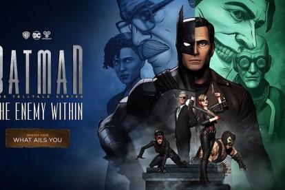 Batman The Enemy Within - Episodio 4