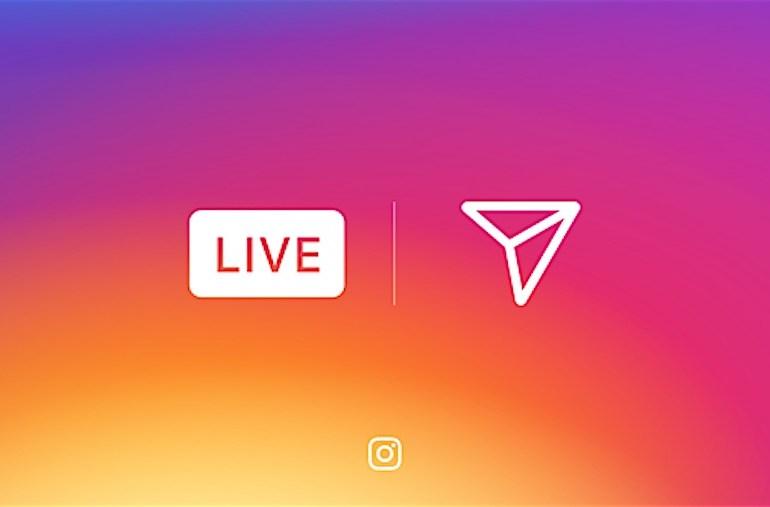 Instagram Stories Live - Historias en directo