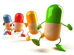 antibioticos andando
