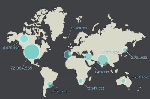 Infografías: mapas