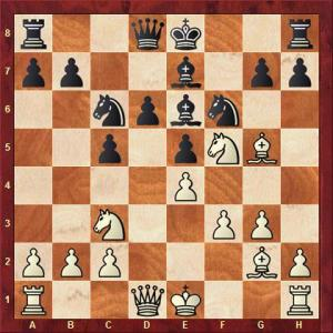 Boos vs Noetzel nach 11.Sf5