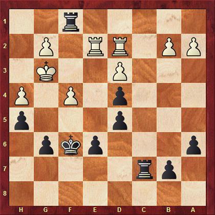 Esser vs Hintze nach 31. ... Tf1