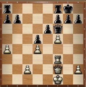 Schmidt vs Falk nach 27. Tf3