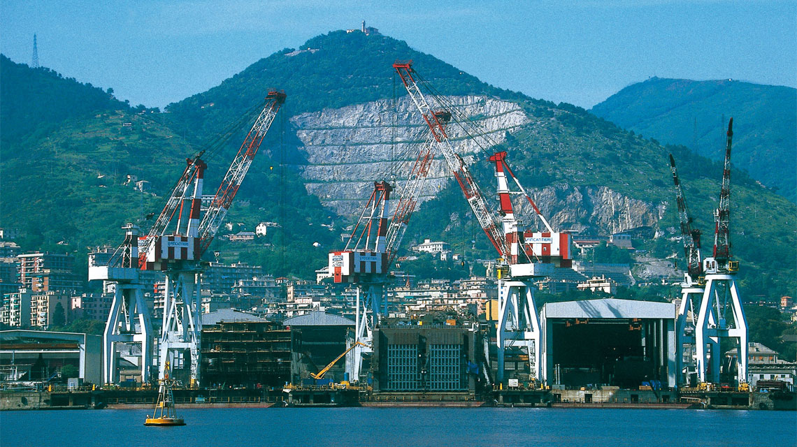 Italian Industrial Giants ENI and Fincantieri to Cooperate on Sustainable Development