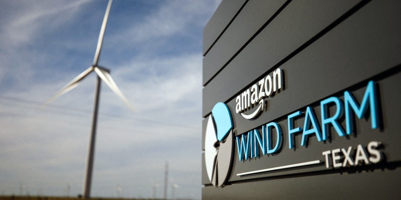 Amazon Teams with We Mean Business to Accelerate Companies' Climate Progress