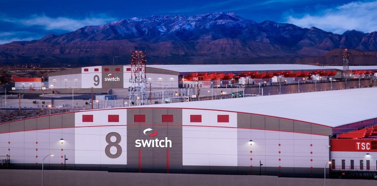 Switch and Capital Dynamics Break Ground on Major Nevada Solar and Battery Storage Projects