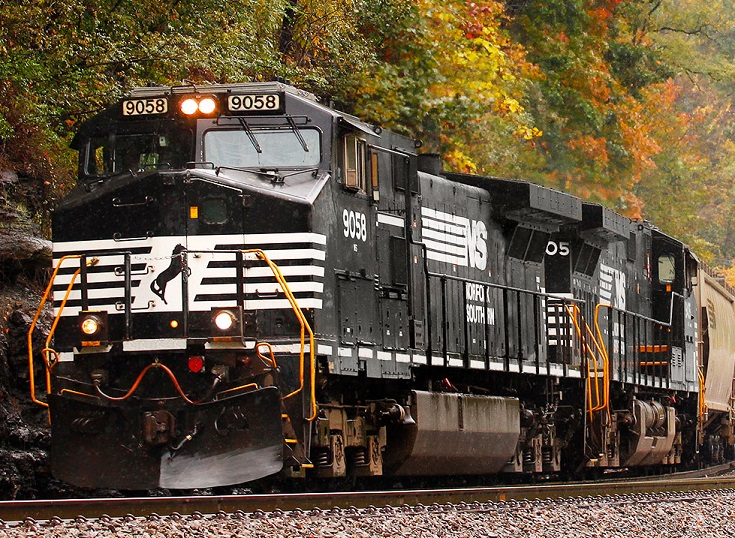 Norfolk Southern Joins Movement to Eliminate Plastic Pollution