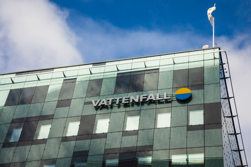 Vattenfall Joins European Clean Hydrogen Alliance