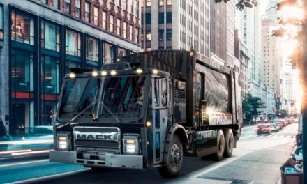 Mack Trucks Delivers First All-Electric Refuse Truck to Republic Services for Real-World Trials