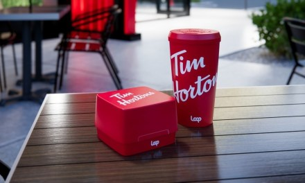Tim Hortons Launches Waste Reduction Initiatives, Partners with Loop on Reusable Packaging