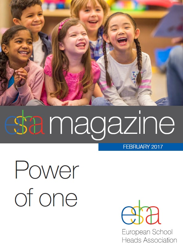 esha magazine February 2017