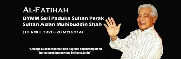 kemangkatan-sultan-perak-sultan-azlan-shah-28-mei-2014