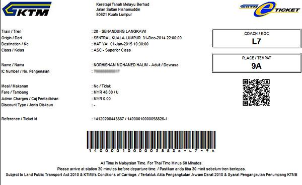 tiket-online-ktmb-klsentral-hatyai-seat-duduk-eshamzhalim