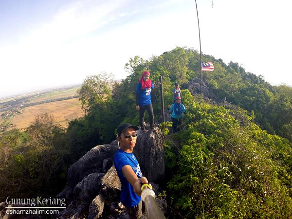 gunung-keriang-alor-setar-kedah-hiking-eshamzhalim