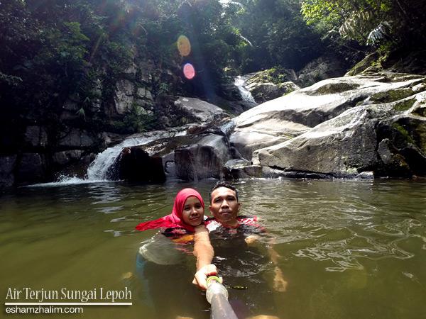 air-terjun-sungai-lepoh-hulu-langat-selangor-hiking-natures-alam-semulajadi-eshamzhalim