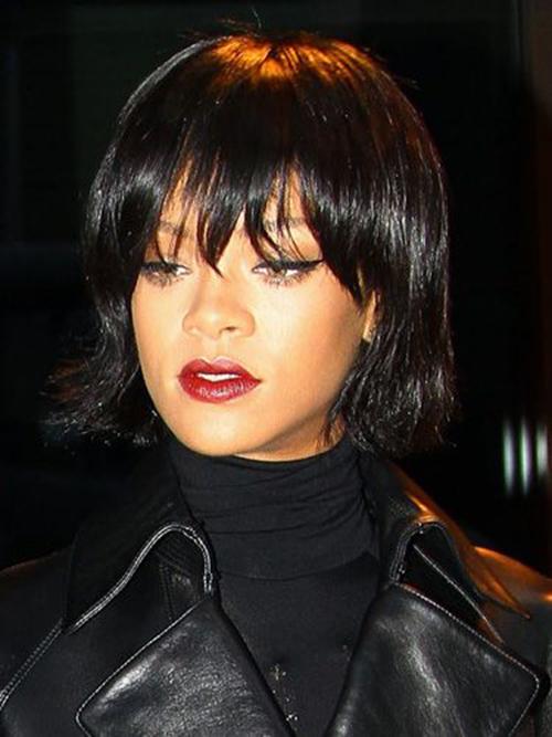 20 Stylish Rihanna Bob Haircuts Short Hairstyles