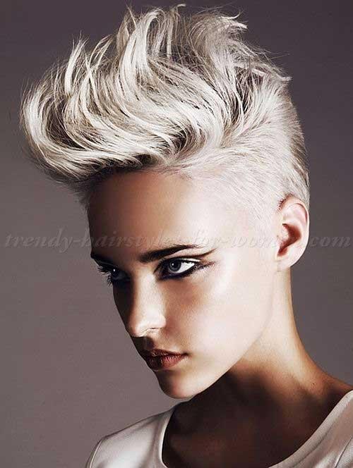 15 Best Short Punk Haircuts Short Hairstyles Amp Haircuts