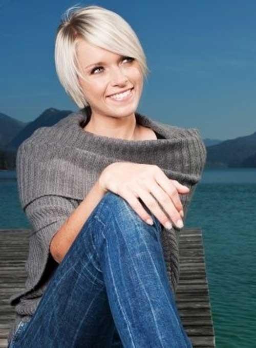 30 Best Blonde Short Haircuts Short Hairstyles