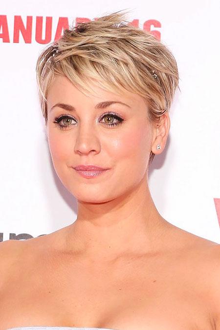 24 Kaley Cuoco Short Hair Short Hairstyles Amp Haircuts