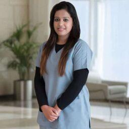 Ms. Anareen Tresa Rodrigues