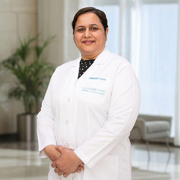 Dr. Mamona Samreen