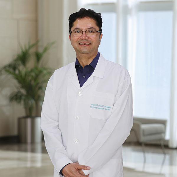 Dr. Narendra Prabhu Achuth