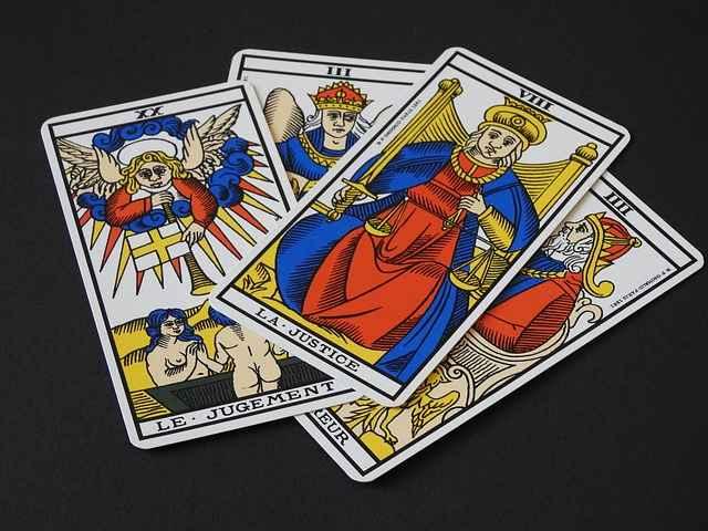 Les cartes du tarot de Marseille