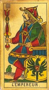 tarot: l'empereur