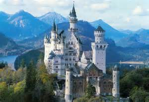 sens de rêver de château