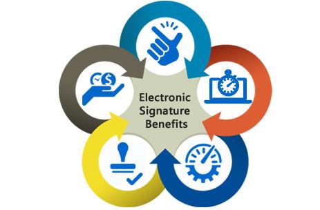 electronic signature benefits