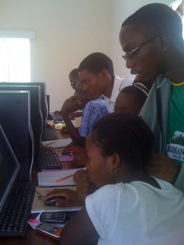 Basic Computer Training Class2