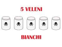 """Perché evitare i """" 5 veleni bianchi """""""