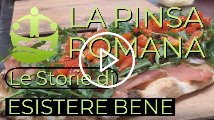 LE STORIE DI ESISTERE BENE - PINSA 2
