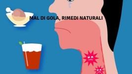 Mal di Gola, Cause e Rimedi Naturali