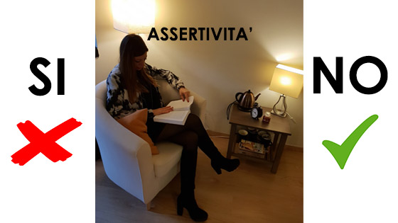 ASSERTIVITà CAPACITà A SAPER DIRE DI NO - SIMONA CAMPANELLA PSICOLOGA SIENA